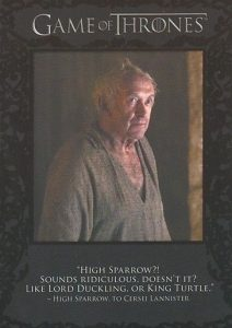 2016 Rittenhouse Game of Thrones Season 5 Trading Cards 31