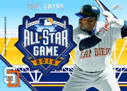 2016 Topps All-Star FanFest Baseball Cards 3