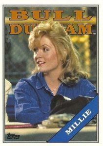 2016 Topps Archives Baseball Bull Durham Insert Millie