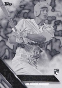 Corey Seager Rookie Cards Checklist and Top Prospect Cards - Rookie of the Year 7