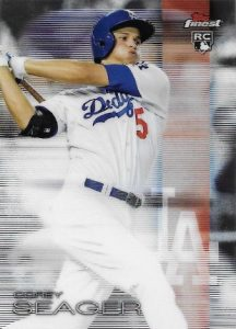 Corey Seager Rookie Cards Checklist and Top Prospect Cards - Rookie of the Year 12