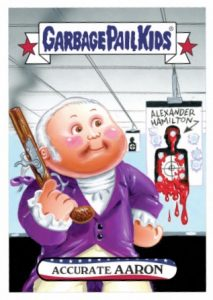2016 Topps Garbage Pail Kids 4th of July Cards 20
