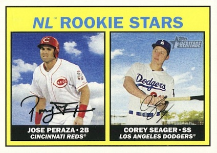 Corey Seager Rookie Cards Checklist and Top Prospect Cards - Rookie of the Year 16