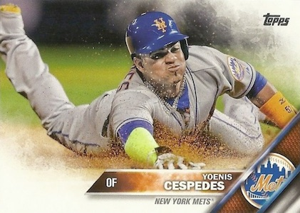 2016 Topps Series 2 Baseball Variations Guide, Checklist 30