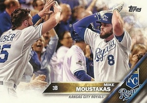 2016 Topps Series 2 Baseball Variations Guide, Checklist 32