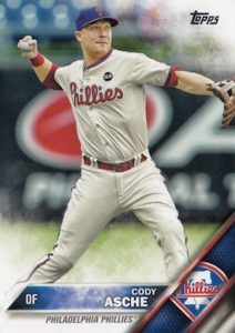 2016 Topps Series 2 Baseball Base 478 Cody Asche