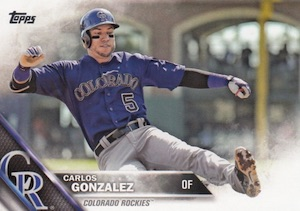 2016 Topps Series 2 Baseball Variations Guide, Checklist 108
