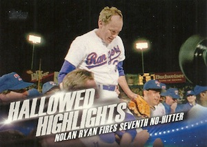 2016 Topps Series 2 Baseball Hallowed Highlights