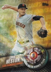 2016 Topps Series 2 Baseball Cards 45