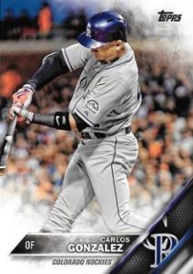 2016 Topps Series 2 Baseball Variations Guide, Checklist 109