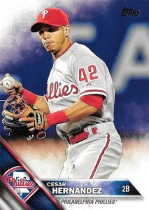 2016 Topps Series 2 Baseball Variations Guide, Checklist 34