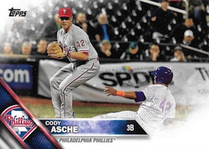 2016 Topps Series 2 Baseball Variations Guide, Checklist 57