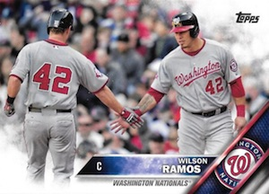 2016 Topps Series 2 Baseball Variations Guide, Checklist 101