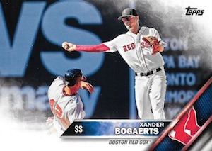 2016 Topps Series 2 Baseball Variations Guide, Checklist 25
