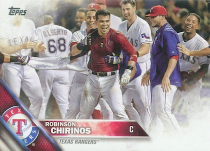 2016 Topps Series 2 Baseball Variations Guide, Checklist 56