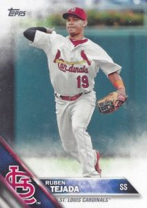 2016 Topps Series 2 Baseball Variations Guide, Checklist 26