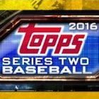 2016 Topps Series 2 Baseball Cards