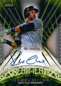 2016 Topps Stadium Club Baseball Cards 25