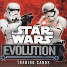 2016 Topps Star Wars Evolution Trading Cards