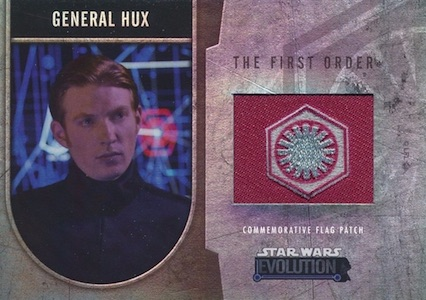 2016 Topps Star Wars Evolution Trading Cards 29