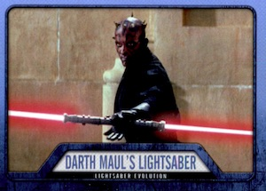 2016 Topps Star Wars Evolution Trading Cards 33