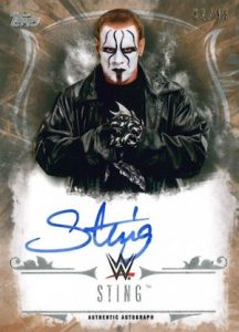 2016 Topps WWE Undisputed Wrestling Cards 20