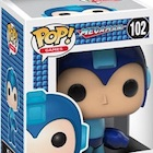 Funko Pop Mega Man Vinyl Figures