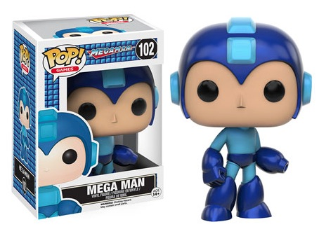 Funko Pop Mega Man Vinyl Figures 21