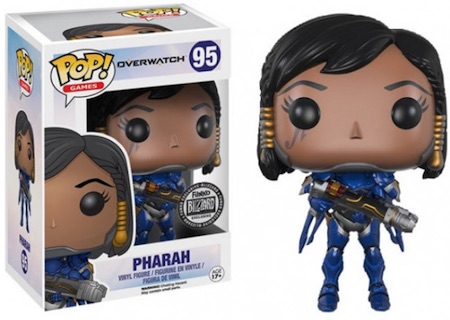 Funko Pop Overwatch 95 Pharah Blizzard Exclusive