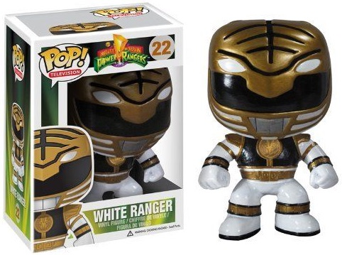 Ultimate Funko Pop Power Rangers Figures Gallery and Checklist 1