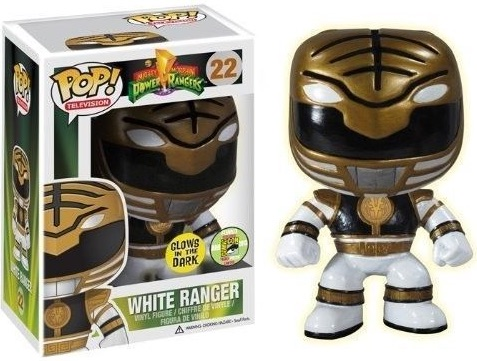 Ultimate Funko Pop Power Rangers Figures Gallery and Checklist 2