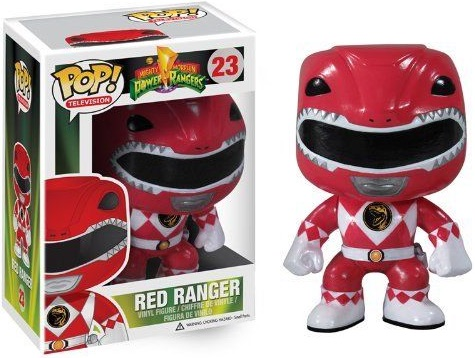 Ultimate Funko Pop Power Rangers Figures Gallery and Checklist 3