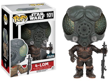 Ultimate Funko Pop Star Wars Figures Checklist and Gallery 127