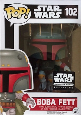 Ultimate Funko Pop Star Wars Figures Checklist and Gallery 128