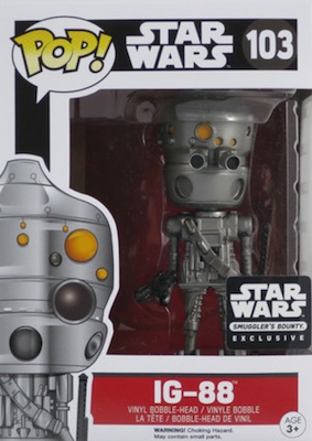 Ultimate Funko Pop Star Wars Figures Checklist and Gallery 130