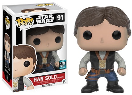 Ultimate Funko Pop Star Wars Figures Checklist and Gallery 115