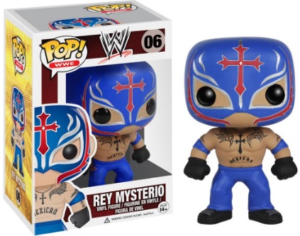 Ultimate Funko Pop WWE Figures Checklist and Gallery 12