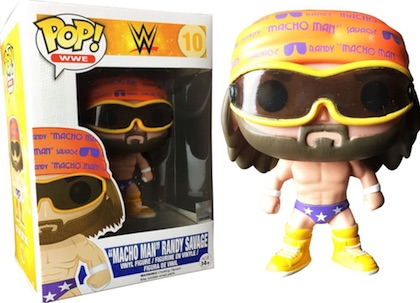 Ultimate Funko Pop WWE Figures Checklist and Gallery 22