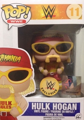 Ultimate Funko Pop WWE Figures Checklist and Gallery 24