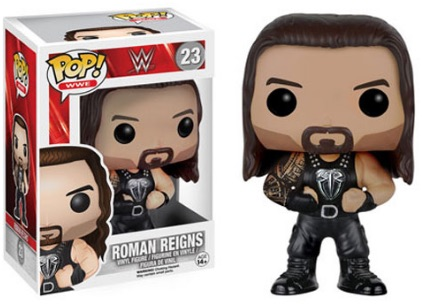 Ultimate Funko Pop WWE Figures Checklist and Gallery 37