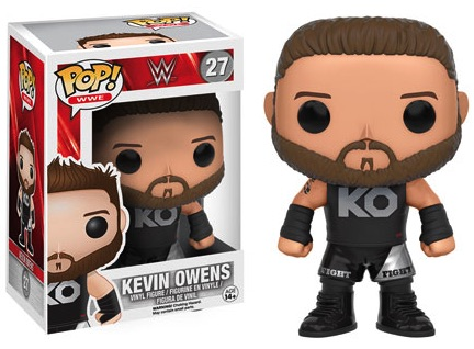 Ultimate Funko Pop WWE Figures Checklist and Gallery 42