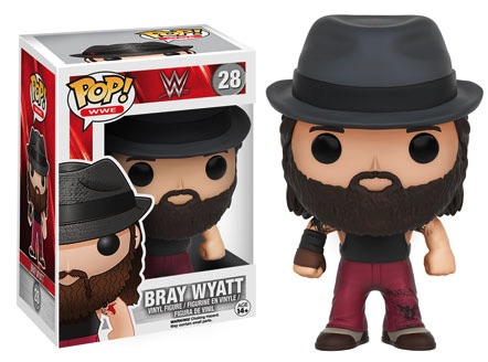 Ultimate Funko Pop WWE Figures Checklist and Gallery 43
