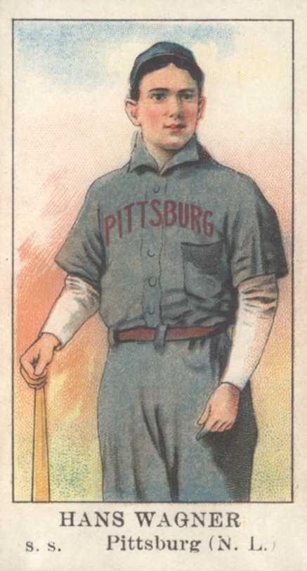 Top Honus Wagner Baseball Cards Vintage Rookies Gallery Guide
