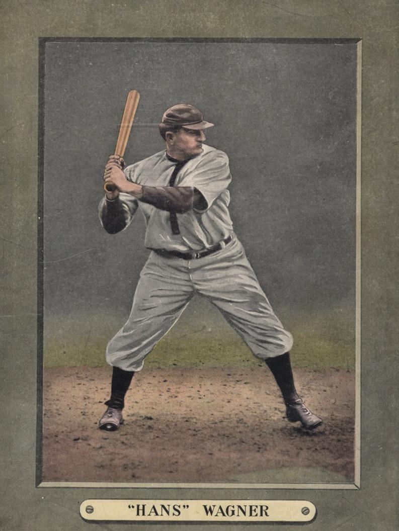 Top 10 Honus Wagner Baseball Cards 5