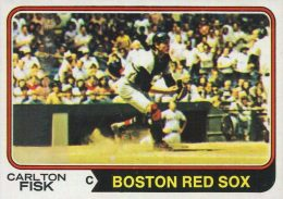 Top 10 Carlton Fisk Baseball Cards 9