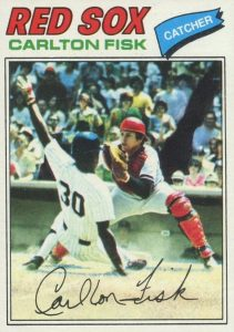 Top 10 Carlton Fisk Baseball Cards 1