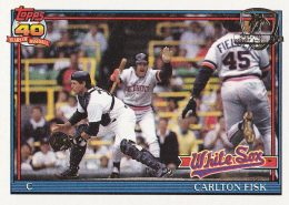 Top 10 Carlton Fisk Baseball Cards 8