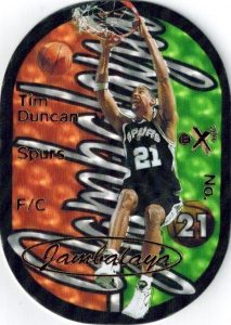 The Big Fundamental Retires! Top 10 Tim Duncan Cards of All-Time 1