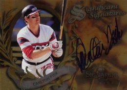 Top 10 Carlton Fisk Baseball Cards 10