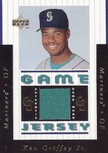 Top 10 Ken Griffey Jr Cards Of All Time Gallery Best Valuable